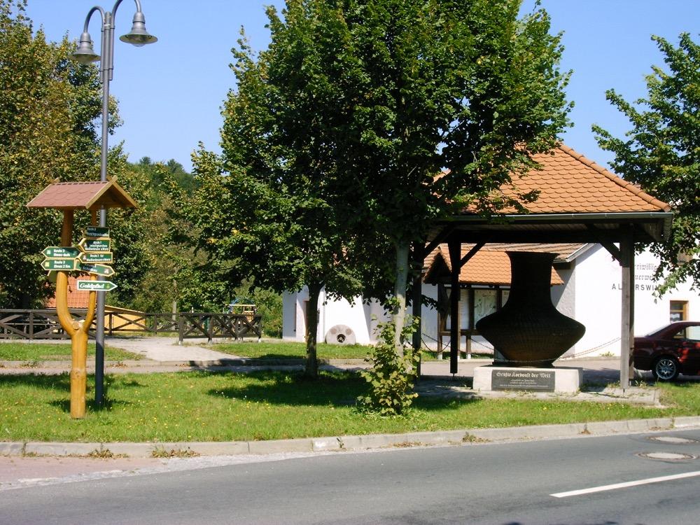 Dorfplatz-Alm